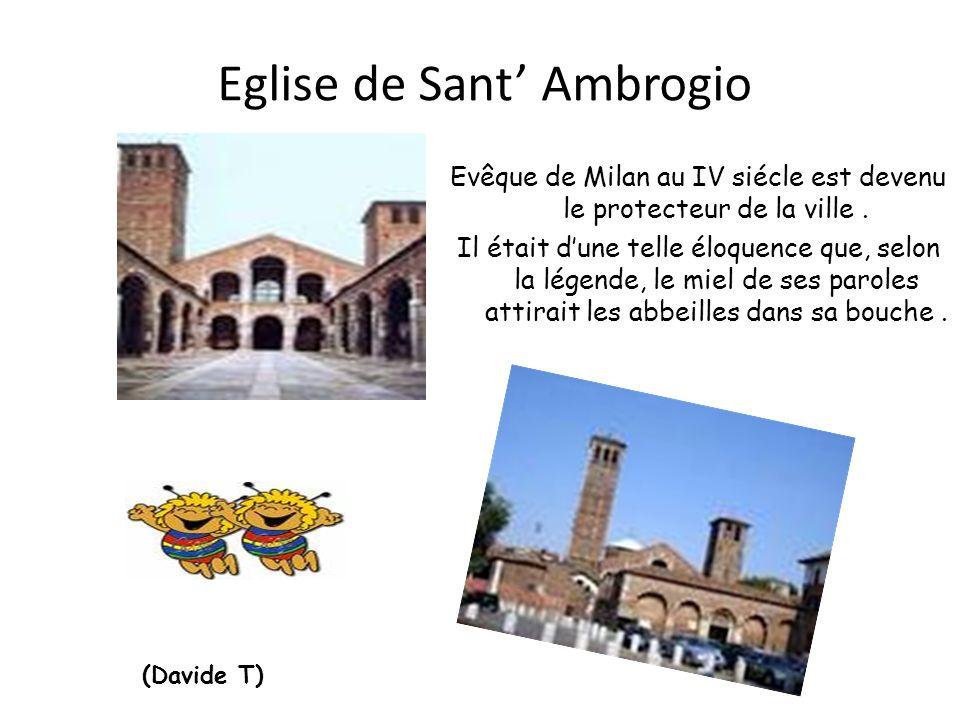 Eglise de Sant' Ambrogio