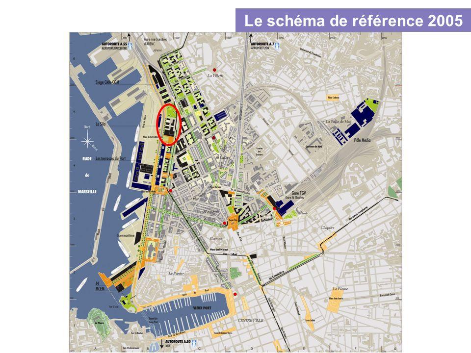 Le schéma de référence 2005