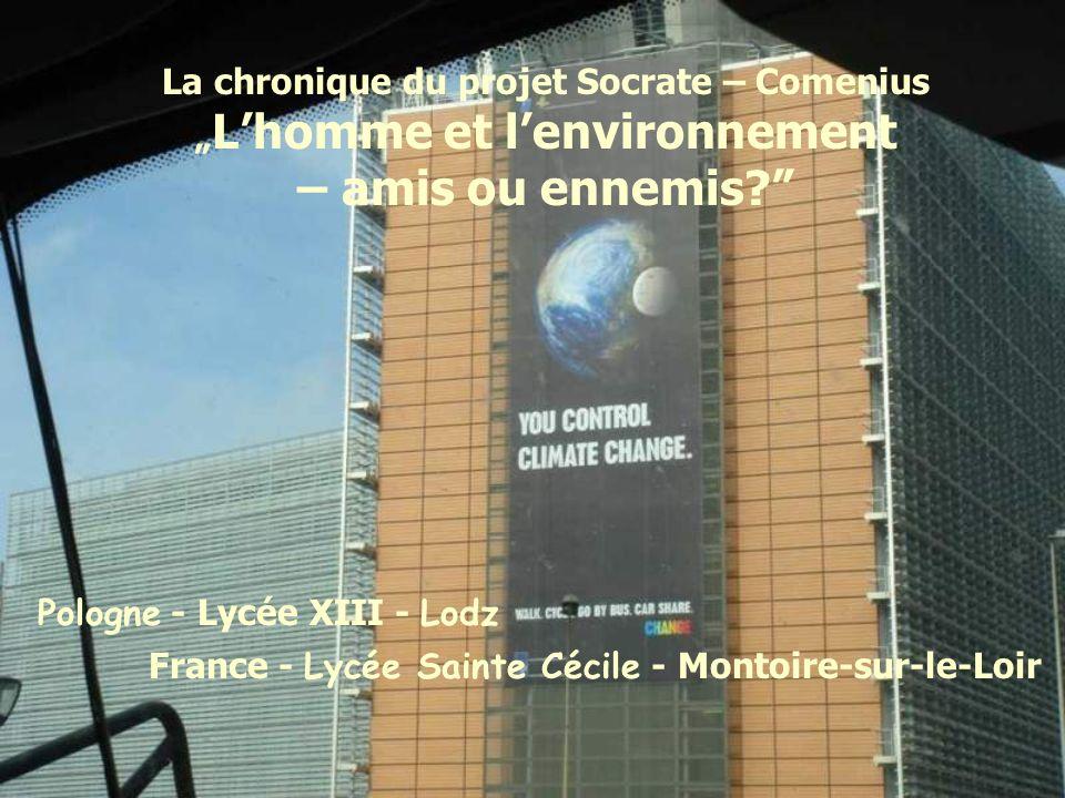 France - Lycée Sainte Cécile - Montoire-sur-le-Loir