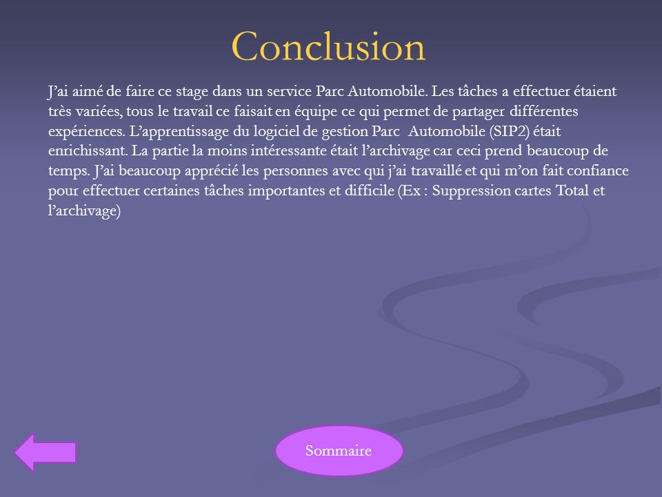 Rapport de stage lef vre charlotte 3 me3 j l international for Conclusion de un vivero