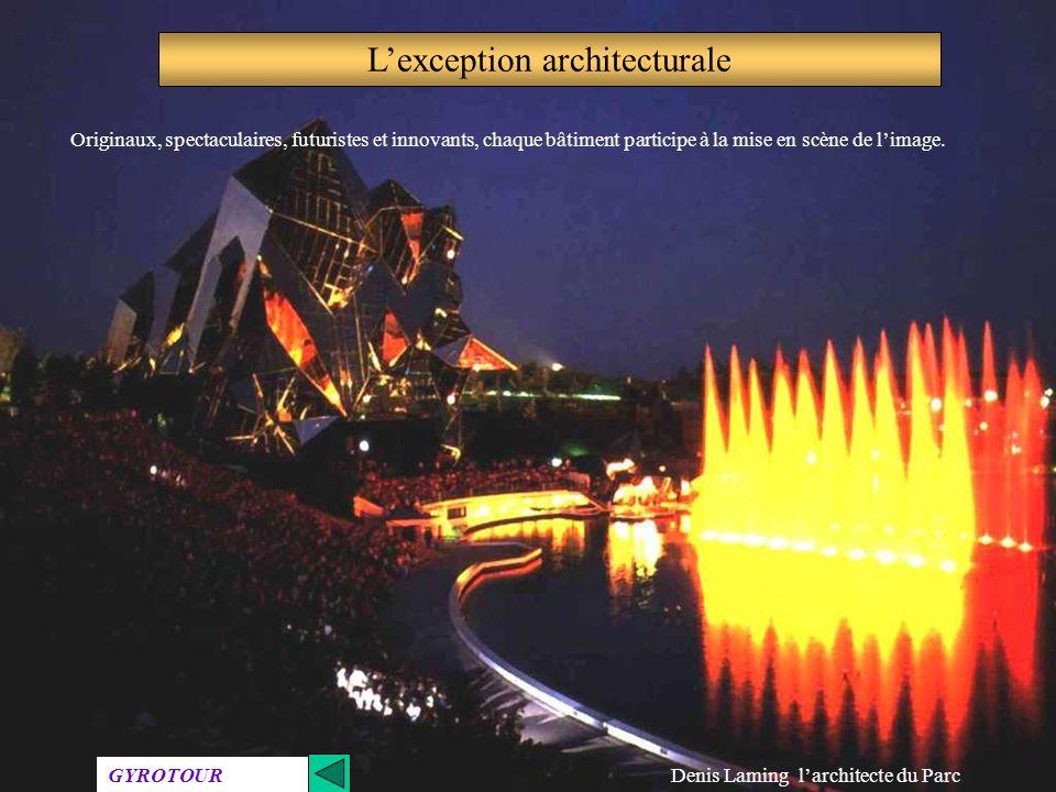 L'exception architecturale