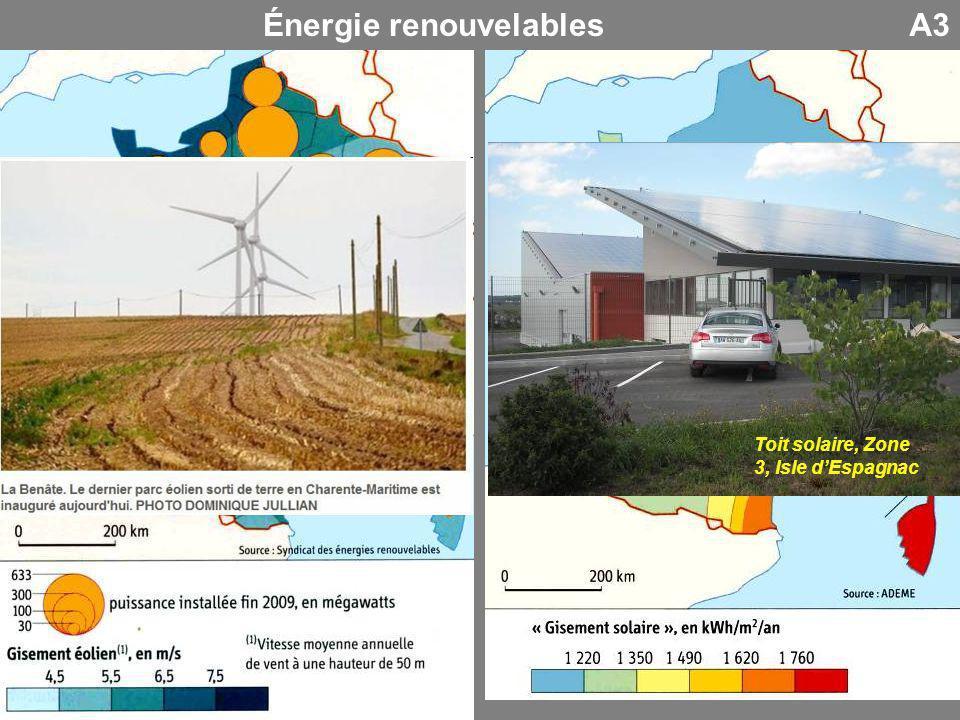 Énergie renouvelables A3