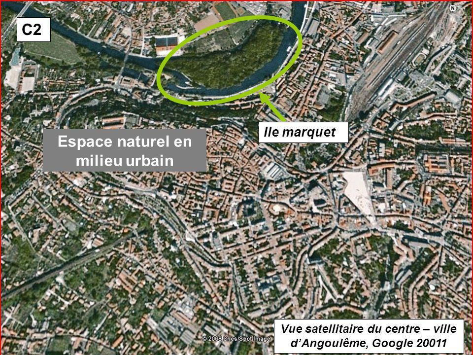 Espace naturel en milieu urbain