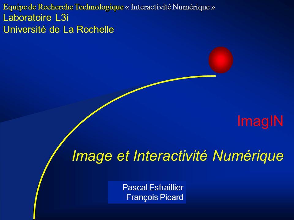 Image et Interactivité Numérique
