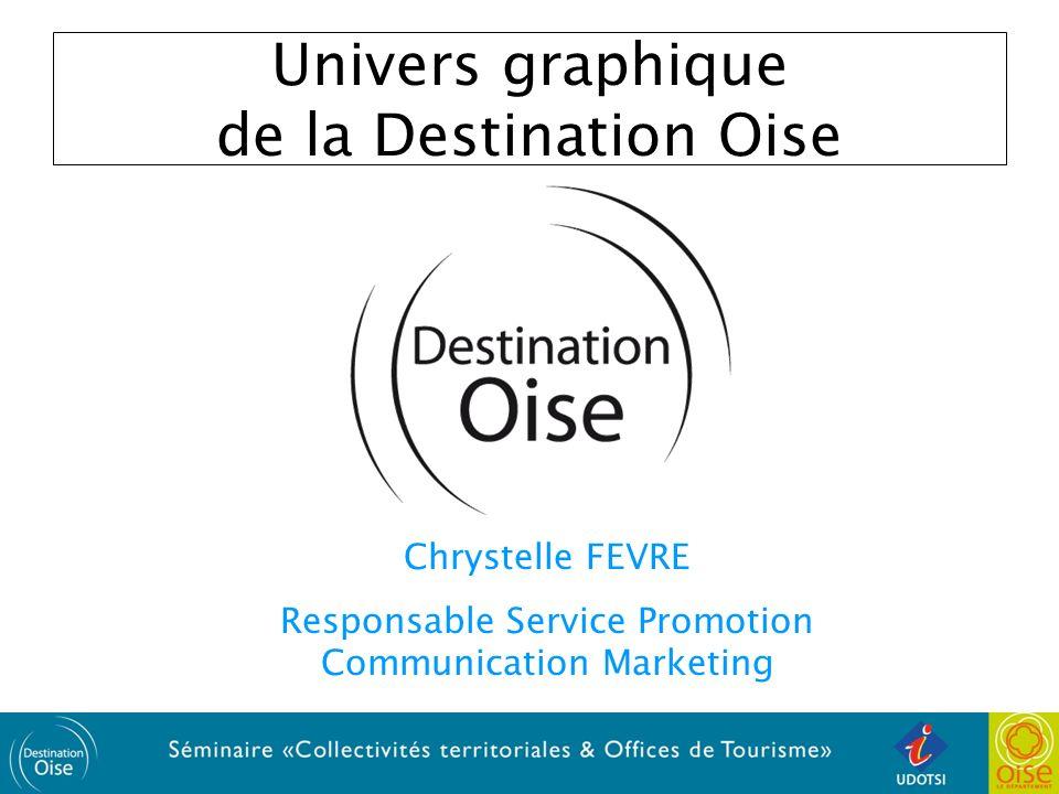 Univers graphique de la Destination Oise