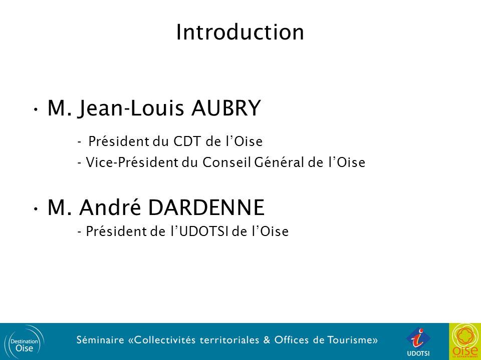 - Président du CDT de l'Oise