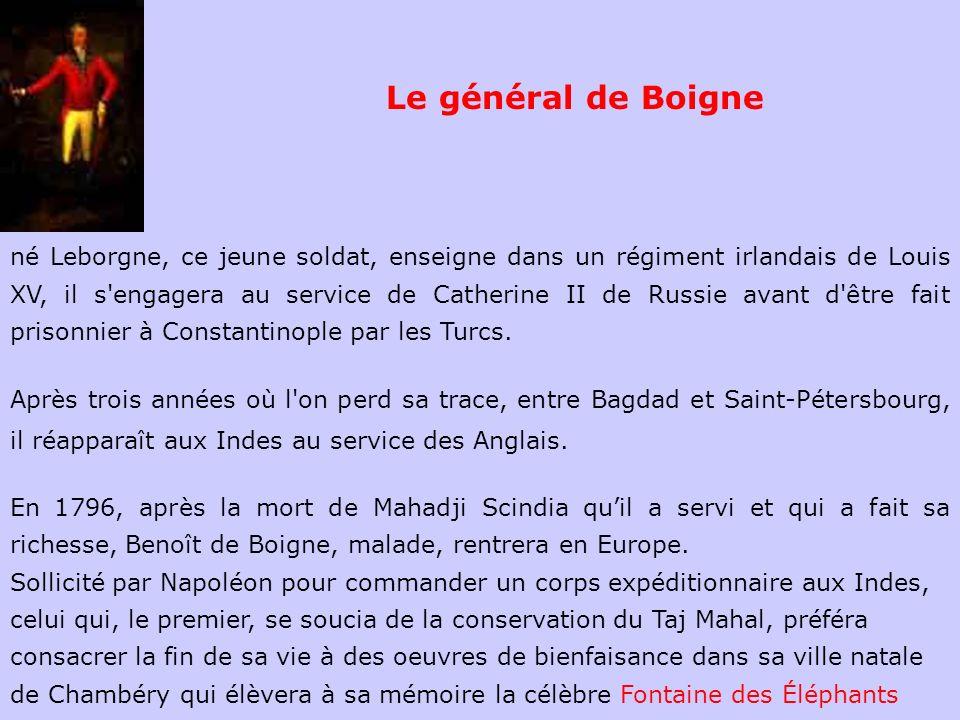Le général de Boigne