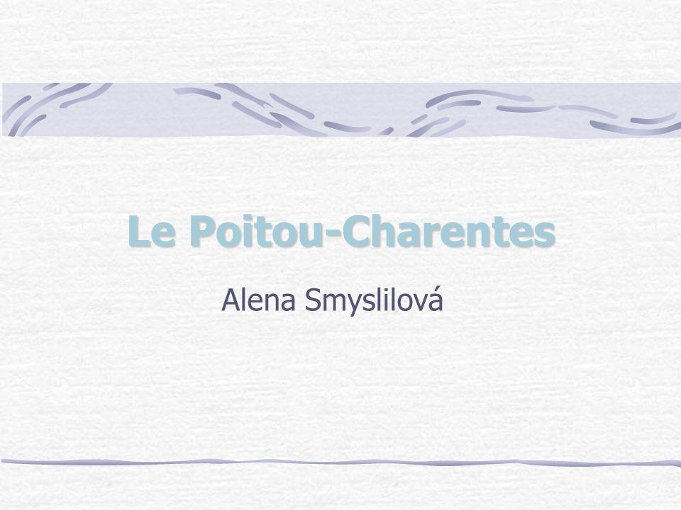 Le Poitou-Charentes Alena Smyslilová