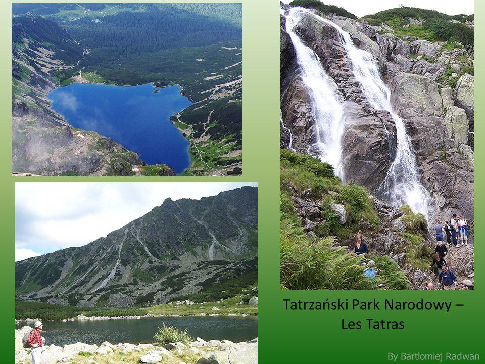 Tatrzański Park Narodowy – Les Tatras