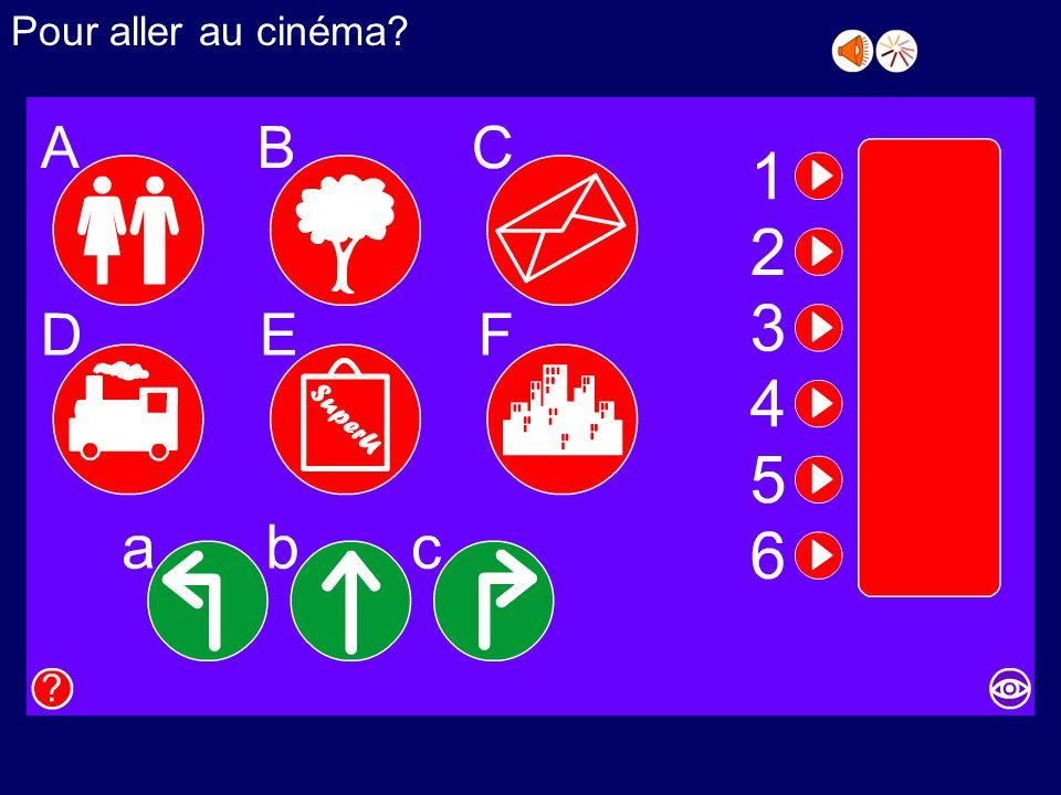 Pour aller au cinéma Transcript: 1 Où est la gare, s'il vous plaît