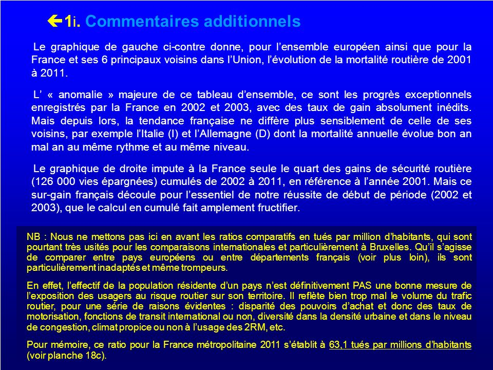 1i. Commentaires additionnels