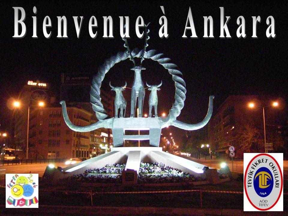 Bienvenue à Ankara