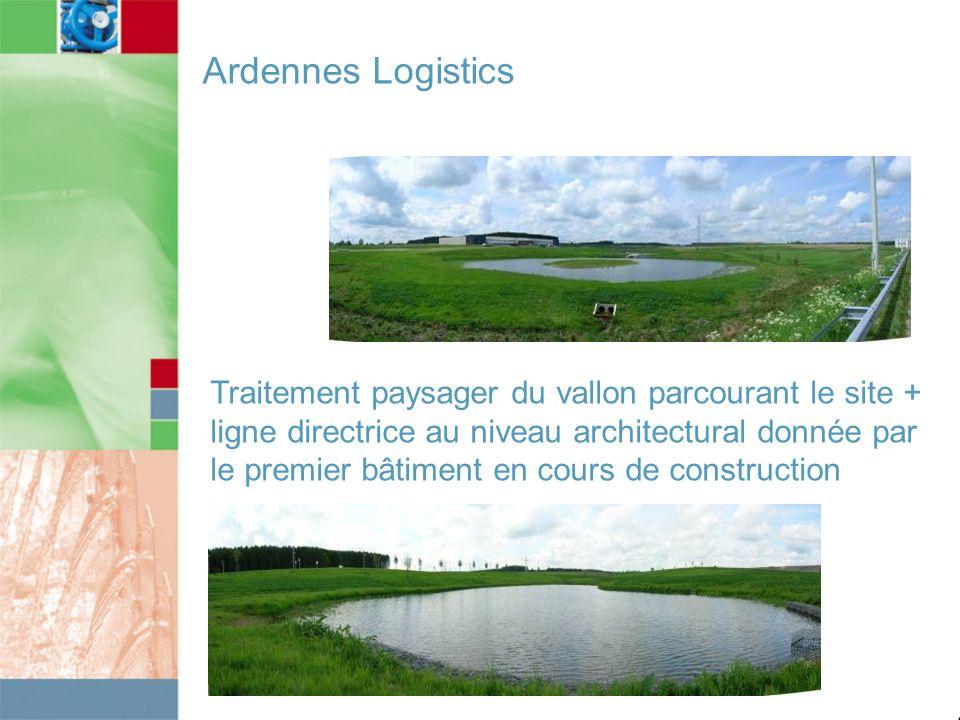 Ardennes Logistics
