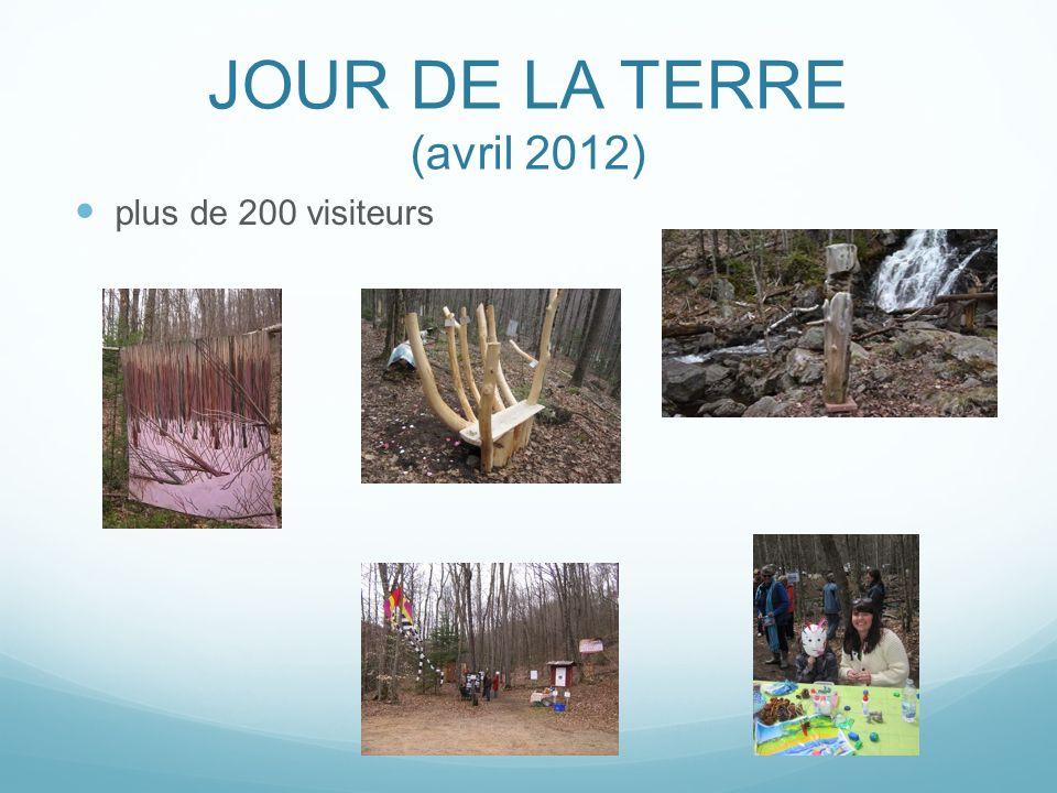 JOUR DE LA TERRE (avril 2012)