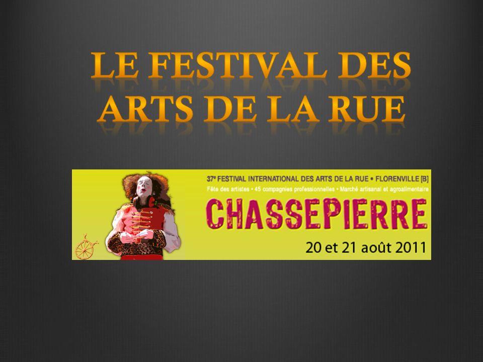 Le Festival des Arts De La Rue