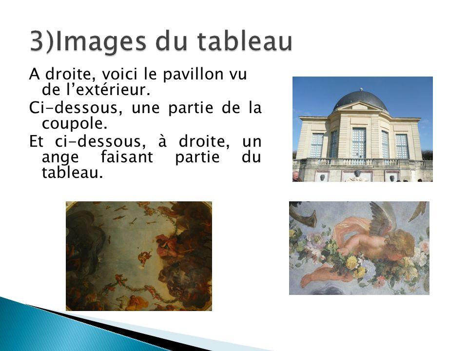 3)Images du tableau