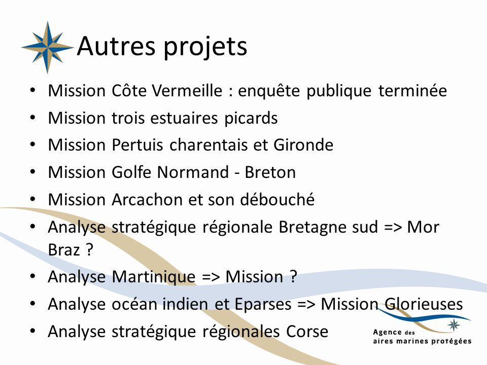 Autres projets Mission Côte Vermeille : enquête publique terminée