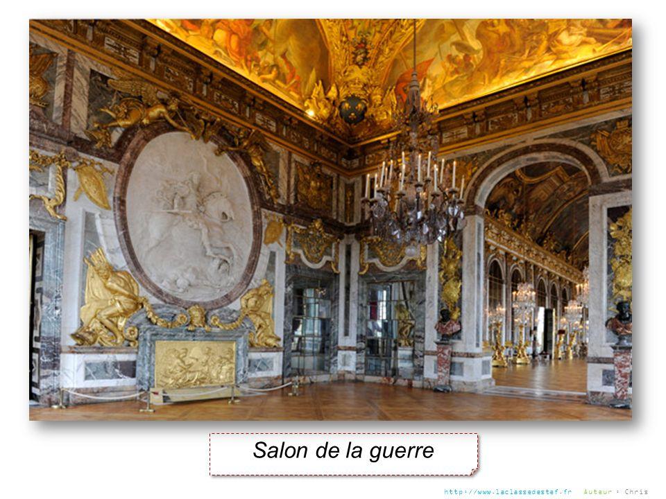 Salon de la guerre http://www.laclassedestef.fr Auteur : Chris