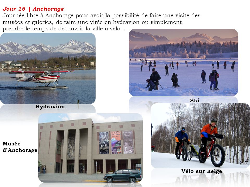 Jour 15 | Anchorage