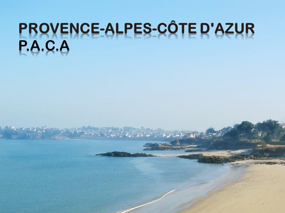 Provence-Alpes-Côte d Azur P.A.C.A