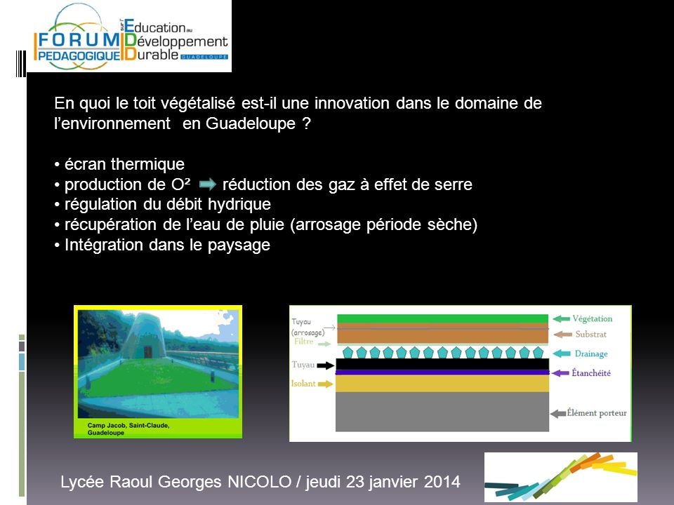 Lycée Raoul Georges NICOLO / jeudi 23 janvier 2014