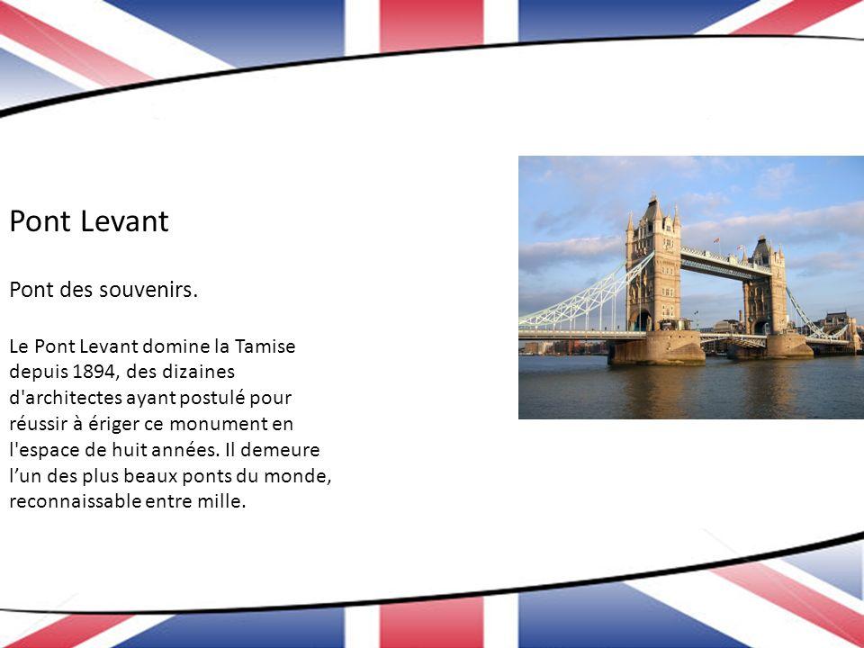 Pont Levant Pont des souvenirs.