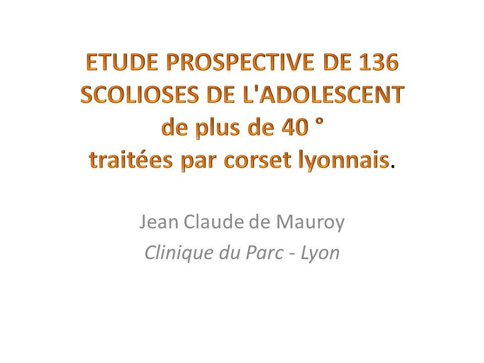 Jean Claude de Mauroy Clinique du Parc - Lyon