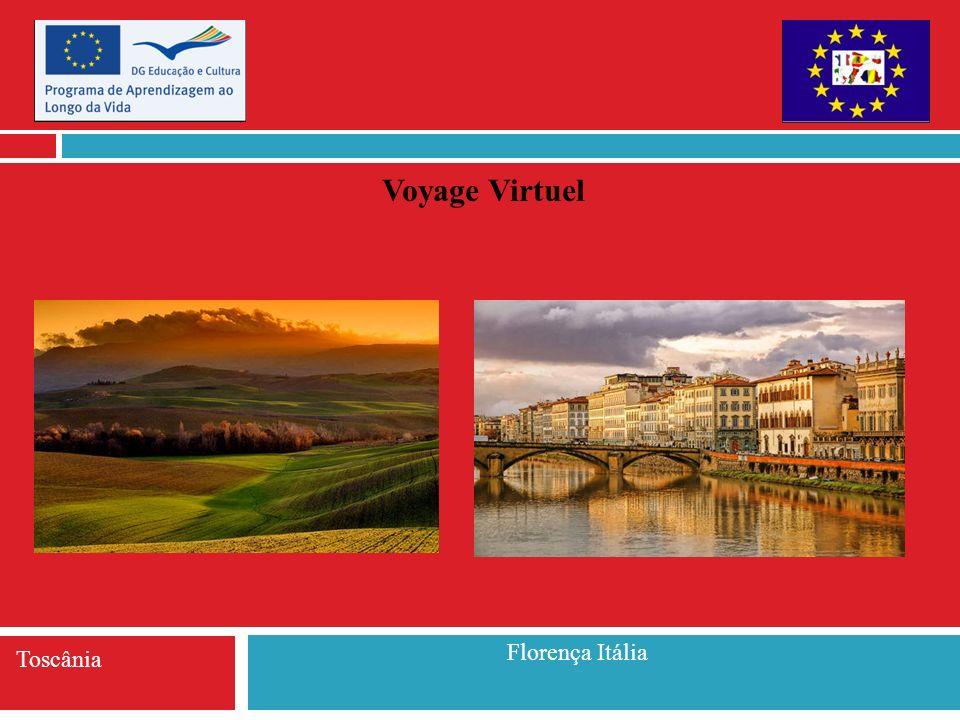 Voyage Virtuel Florença Itália Toscânia