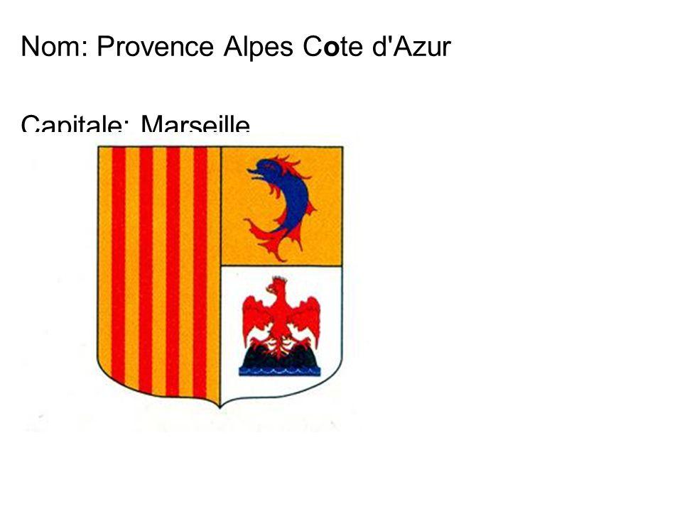 Nom: Provence Alpes Cote d Azur