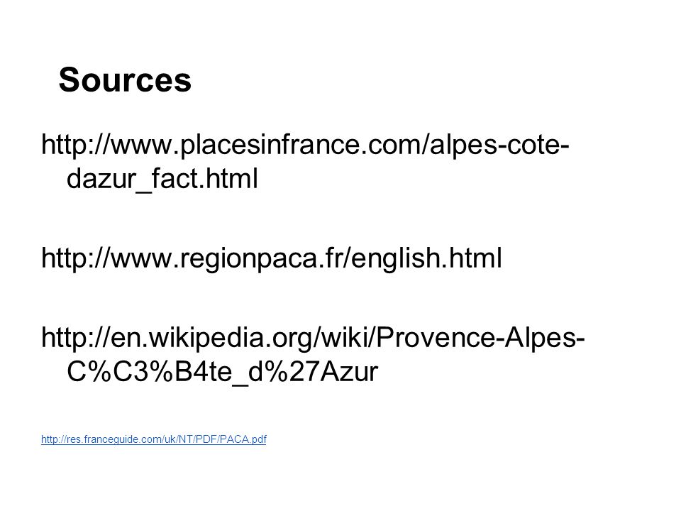 Sources   dazur_fact.html