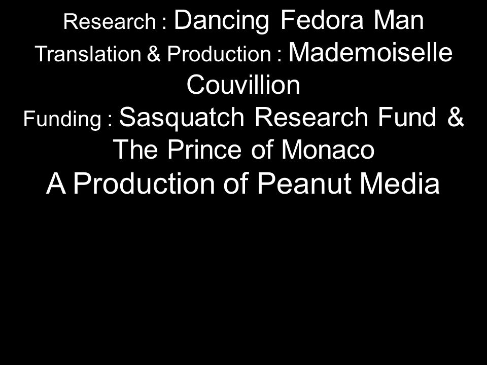 A Production of Peanut Media