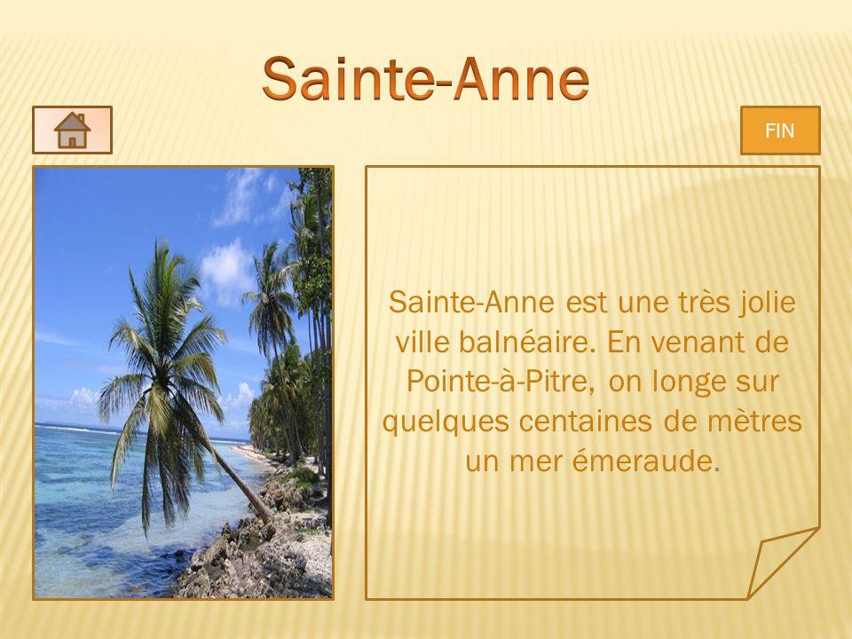 Sainte-Anne FIN.