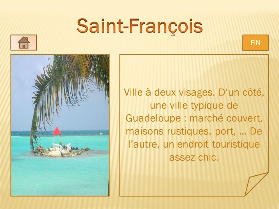 Saint-François FIN.