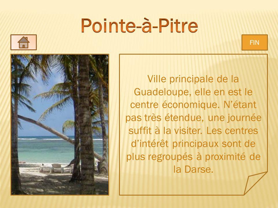 Pointe-à-Pitre FIN.
