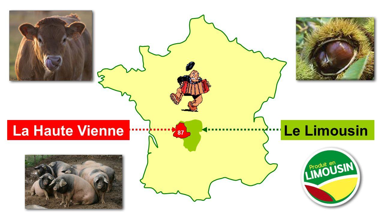 La Haute Vienne Le Limousin 87