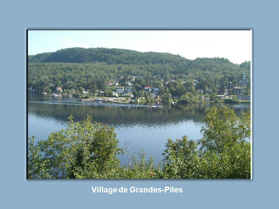 Village de Grandes-Piles
