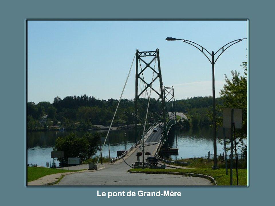 Le pont de Grand-Mère