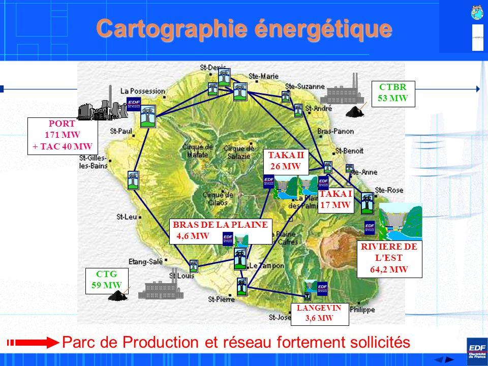 Cartographie énergétique