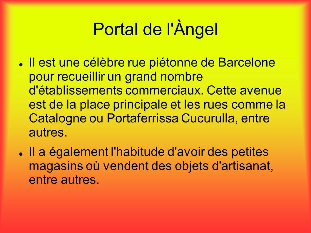 Portal de l Àngel