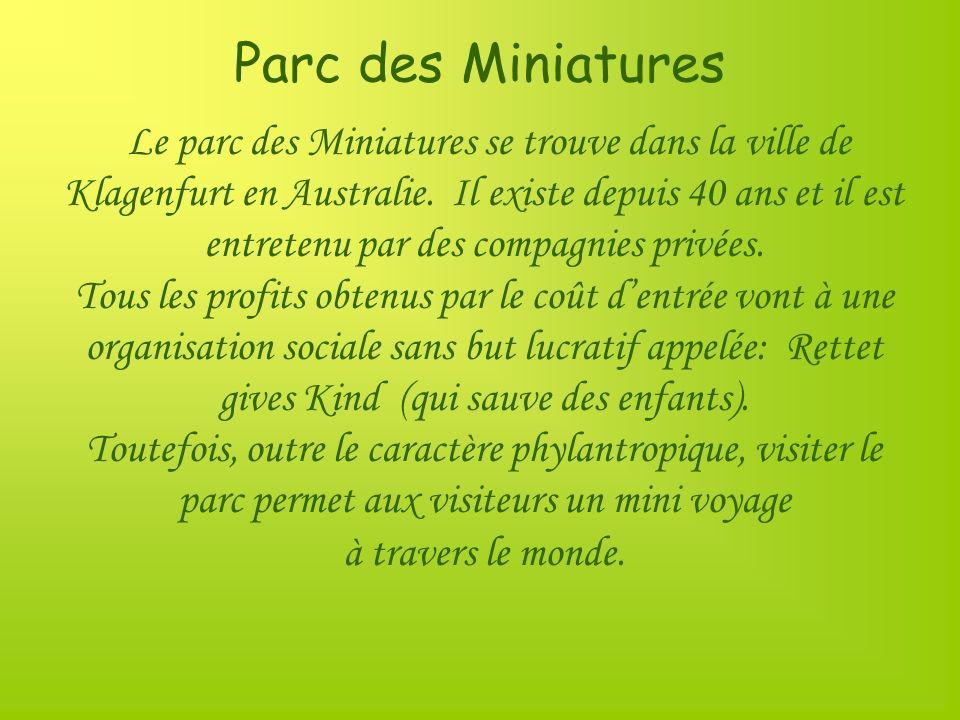 Parc des Miniatures