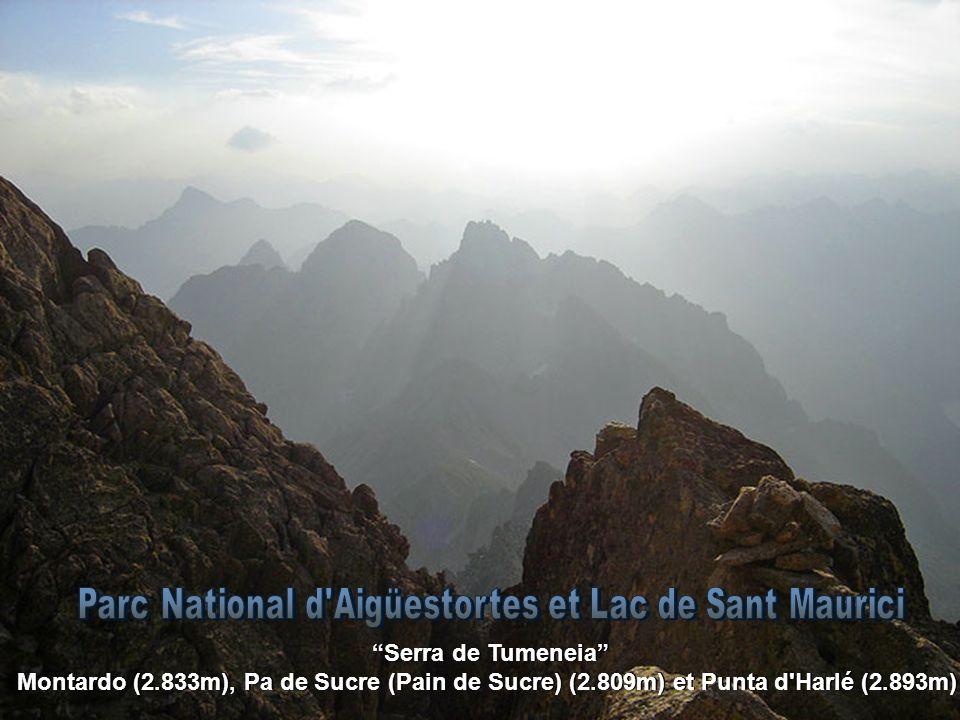 Parc National d Aigüestortes et Lac de Sant Maurici