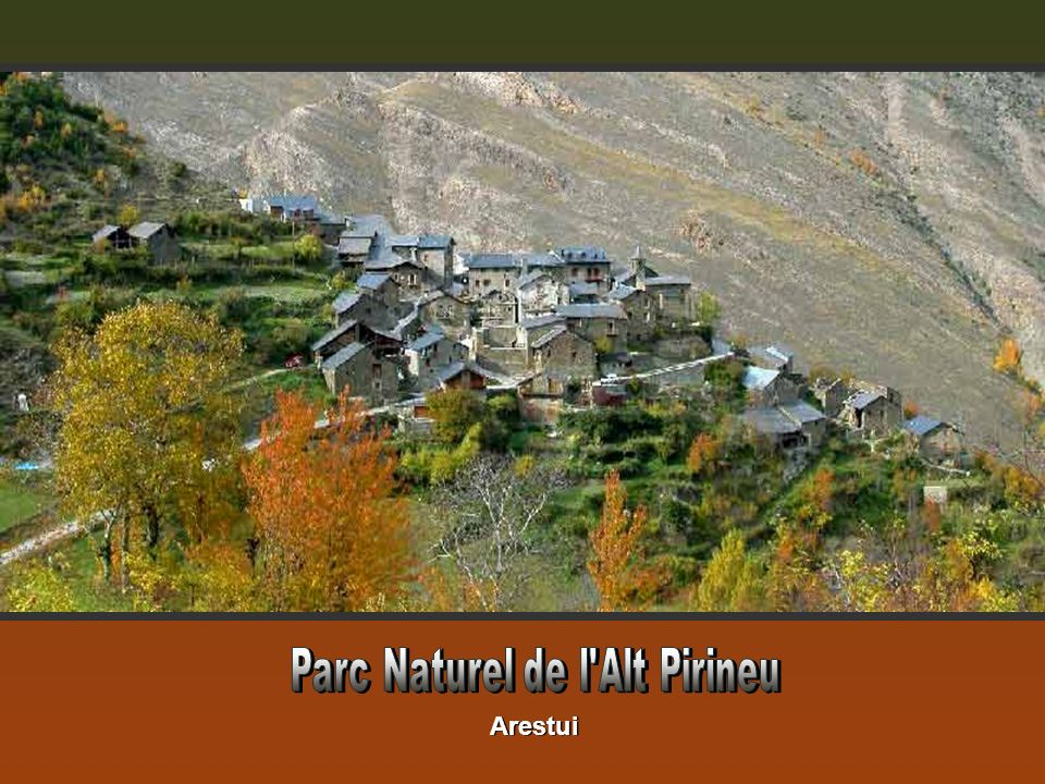 Parc Naturel de l Alt Pirineu