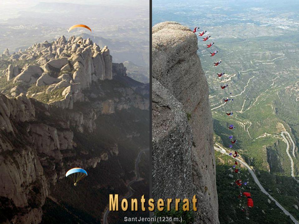 Montserrat Sant Jeroni (1236 m.)