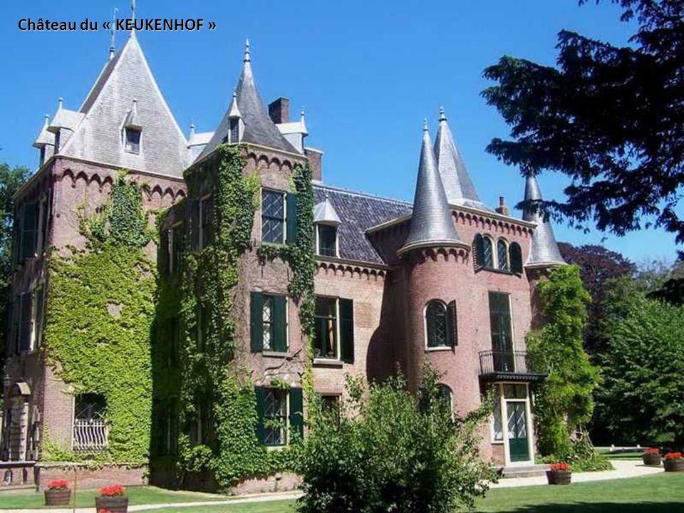 Château du « KEUKENHOF »