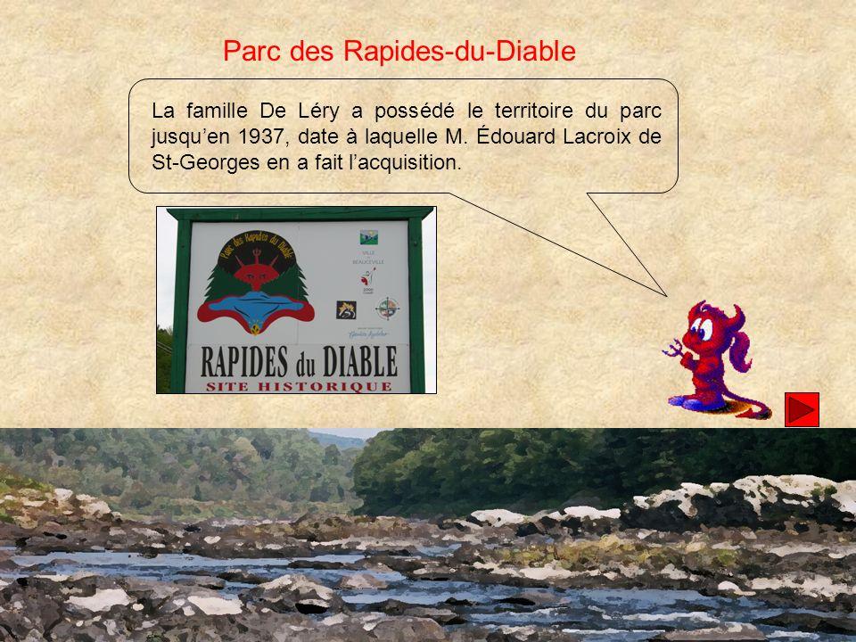 Parc des Rapides-du-Diable