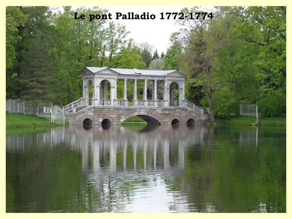 Le pont Palladio 1772-1774