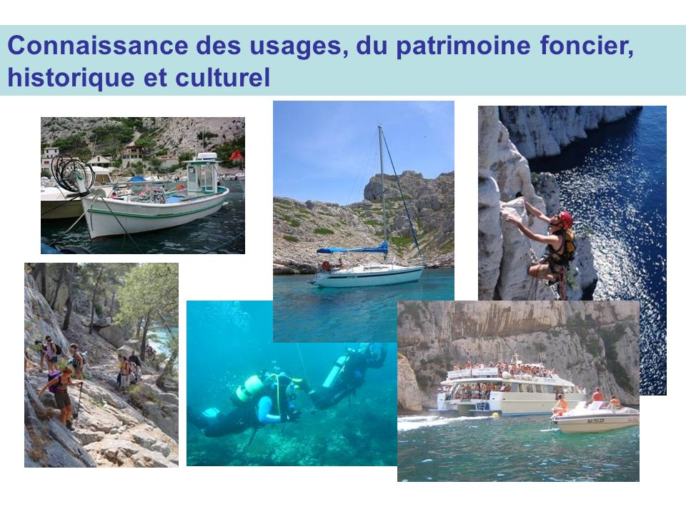 Connaissance des usages, du patrimoine foncier, historique et culturel