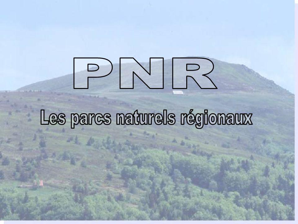 Les parcs naturels régionaux