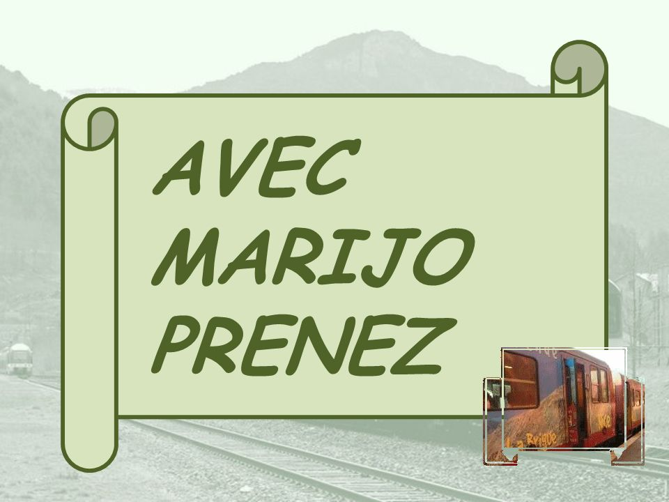 AVEC MARIJO PRENEZ