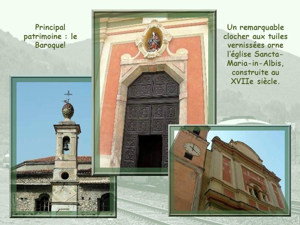 Principal patrimoine : le Baroque!